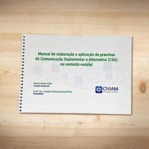 manual de elaboração de pranchas de comunicação alternativa